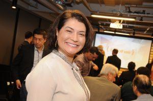 Elbia Gannoum, presidente executiva da ABEeólica